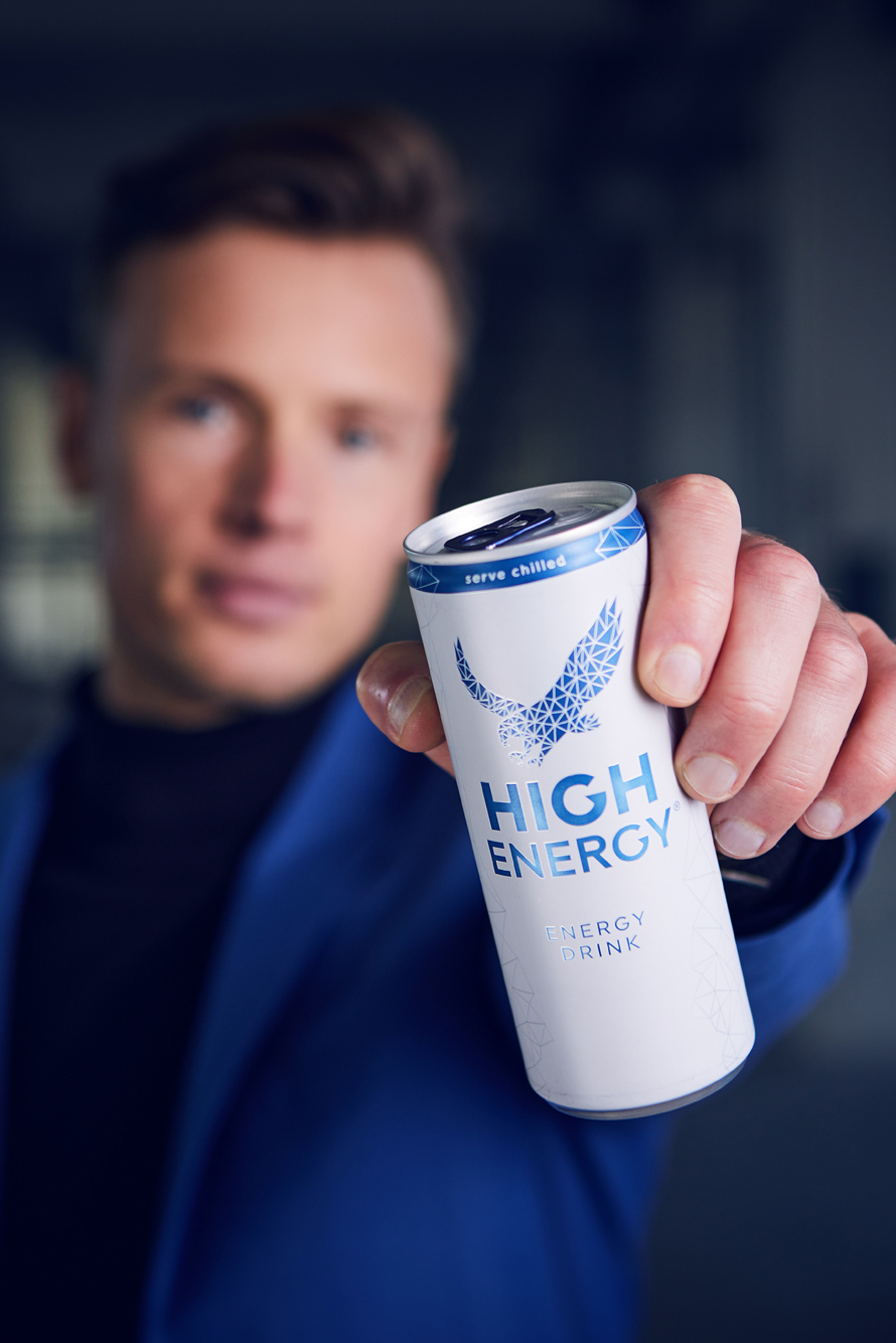 High Energy Drink Medienkapitän1